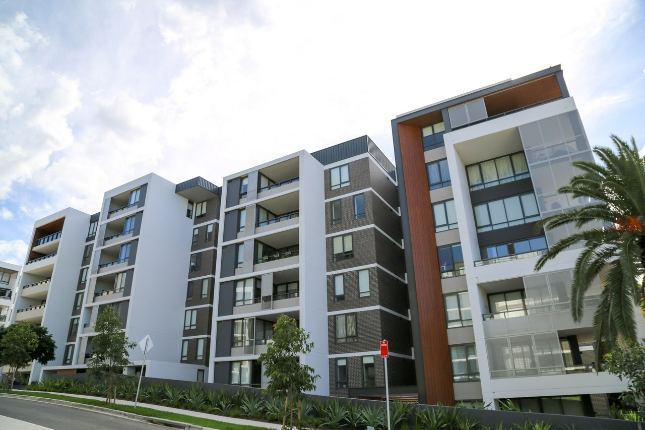 TAYLOR CONSTRUCTION GROUP – JACARA APARTMENTS