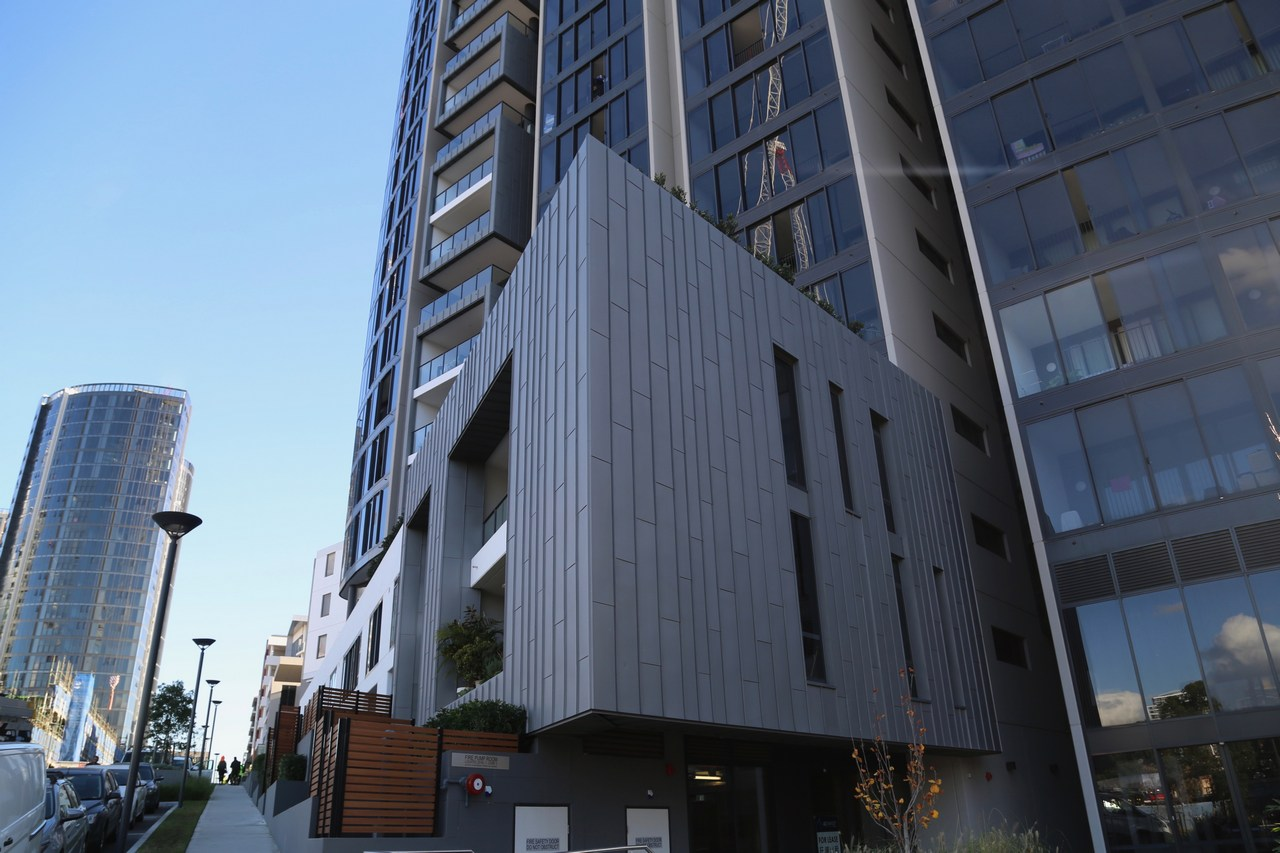 BILLBERGIA CONSTRUCTIONS – WENTWORTH POINT