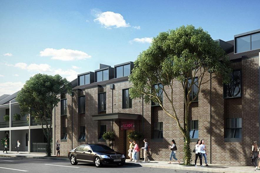 ADCO CONSTRUCTIONS – SCAPE ABERCROMBIE