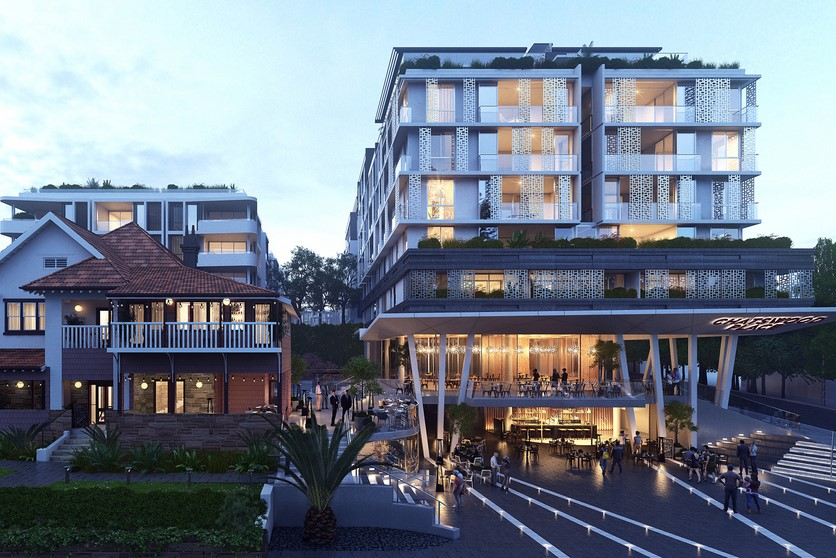 TAYLOR CONSTRUCTION GROUP – CHATSWOOD PLACE