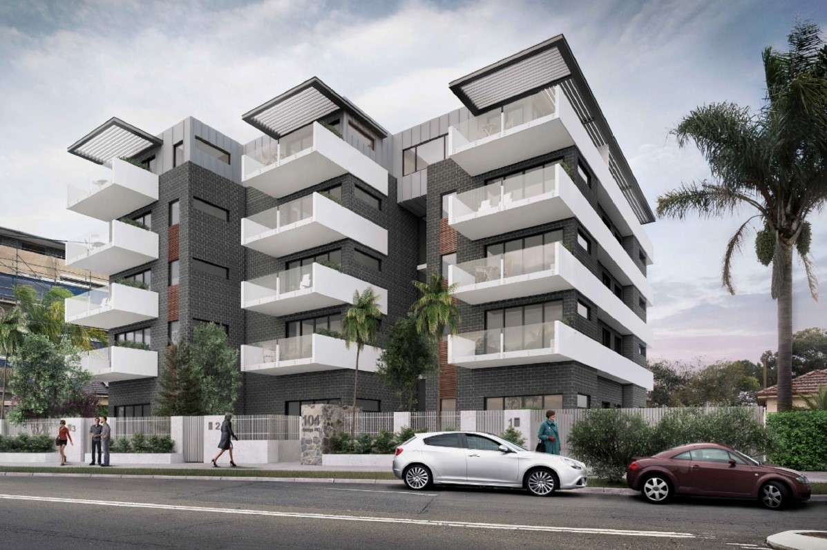 ZADRO CONSTRUCTIONS – BRIDGE APARTMENTS
