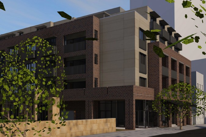 TAYLOR CONSTRUCTIONS – HAMMONDCARE DARLINGHURST AGED CARE FOR THE HOMELESS