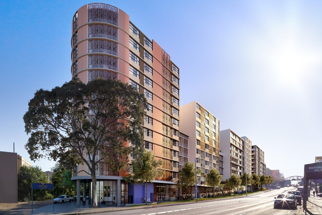 RICHARD CROOKES CONSTRUCTIONS – 213 PRINCES HWY, ARNCLIFFE